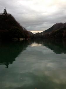 相模湖 バス釣り 冬