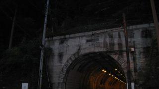 バス釣り トンネル