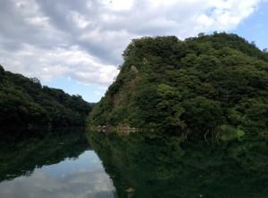相模湖バス釣り9月3