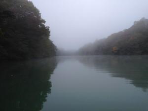 相模湖バス釣り10月24