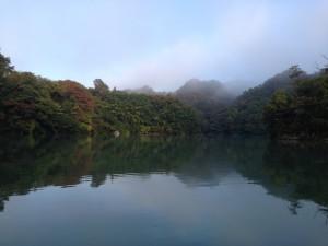 相模湖バス釣り10月21