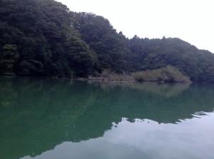 相模湖バス釣り10月1