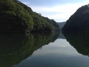 相模湖 6月 バス釣り2