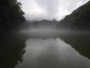 相模湖 バス釣り 7月04