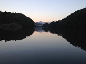 相模湖 8月 2015年01