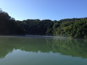 相模湖 九月03