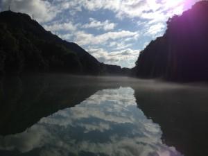 相模湖 九月05