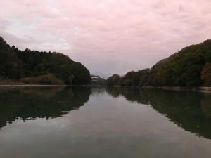 相模湖 秋 バス釣り2